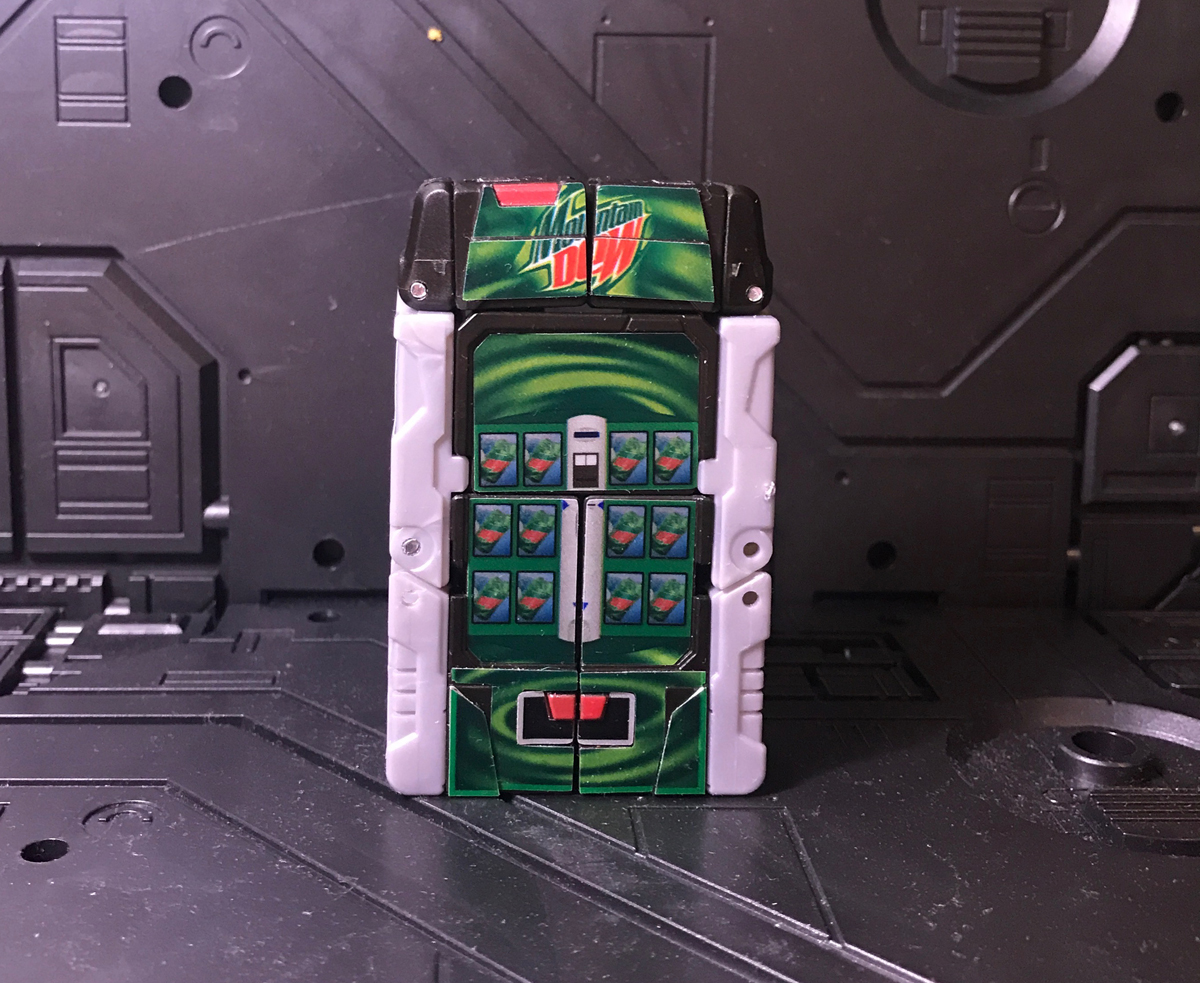 Dewbot Vending Machine
