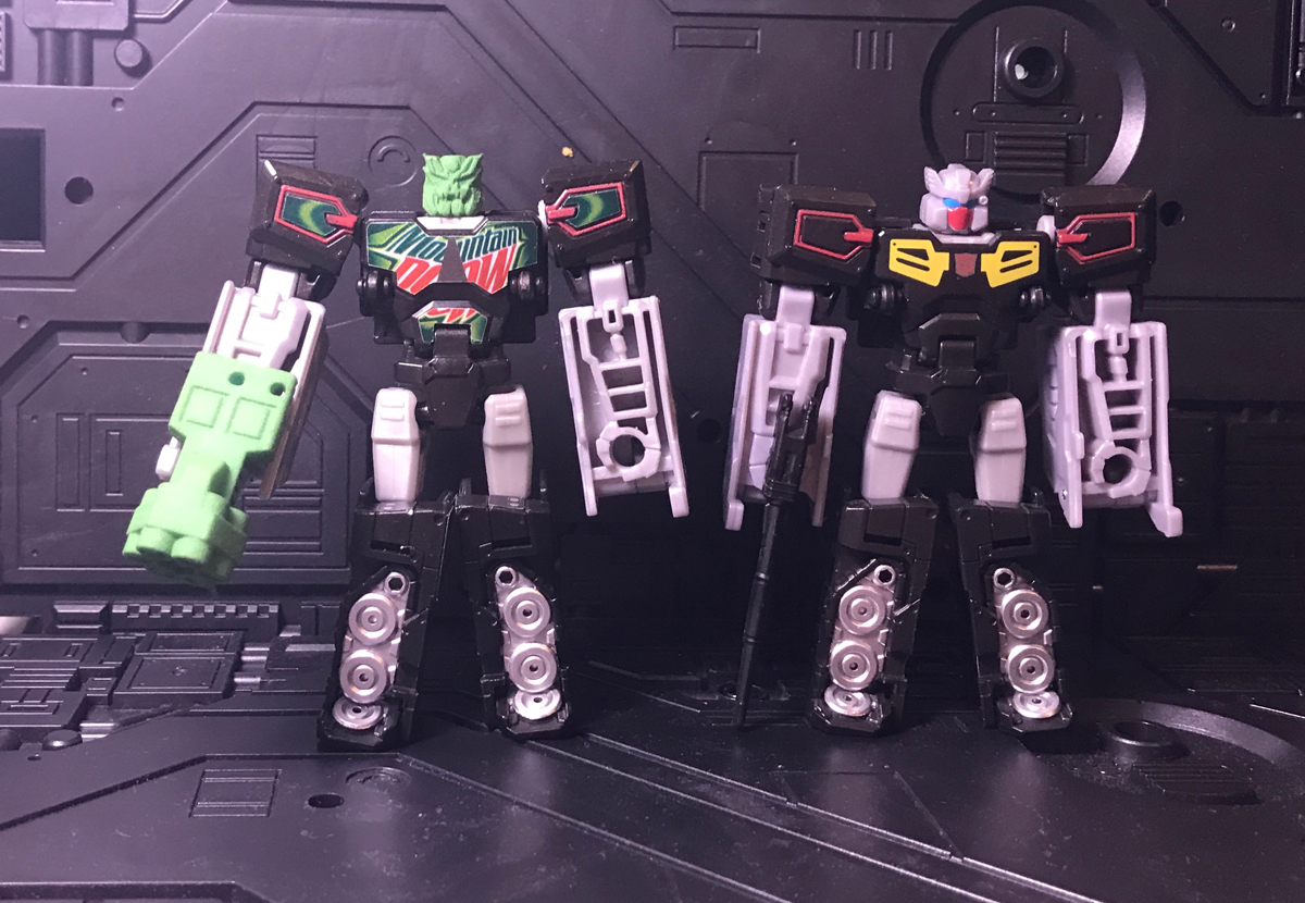 Robot modes