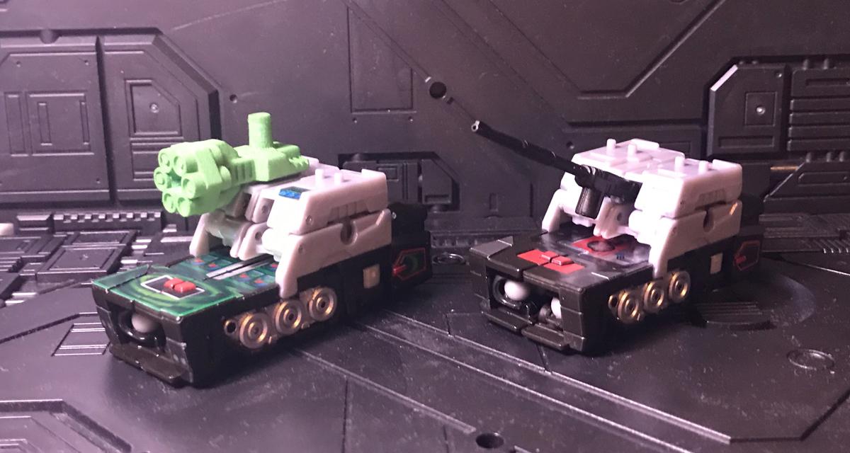 Tank Modes - angled
