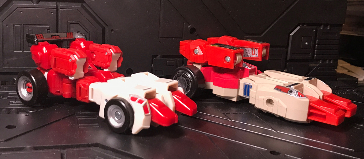 Fastclash and Fastlane - vehicle mode