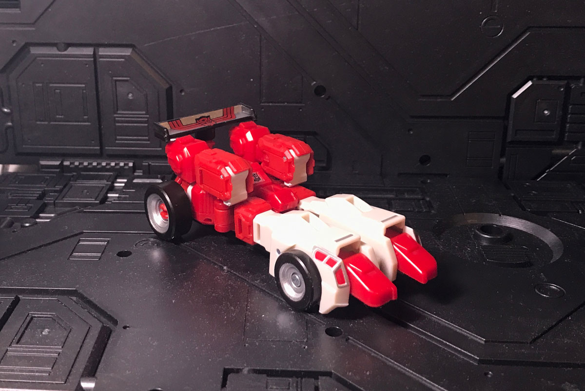 Fastclash vehicle mode