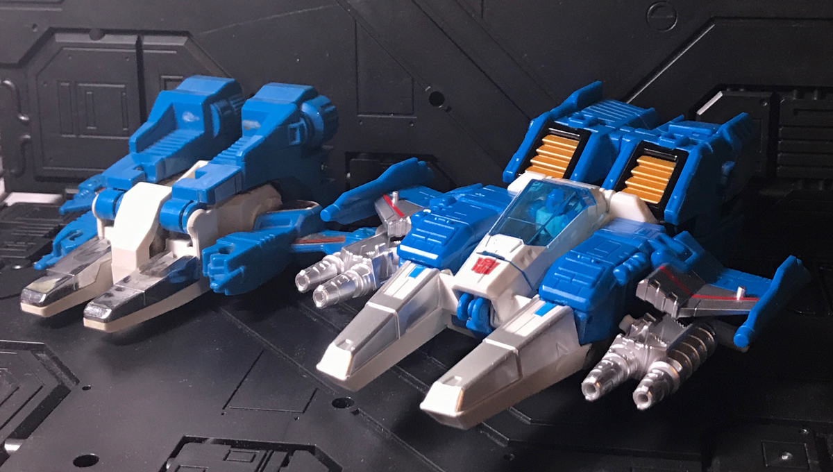 Topspin vehicle modes