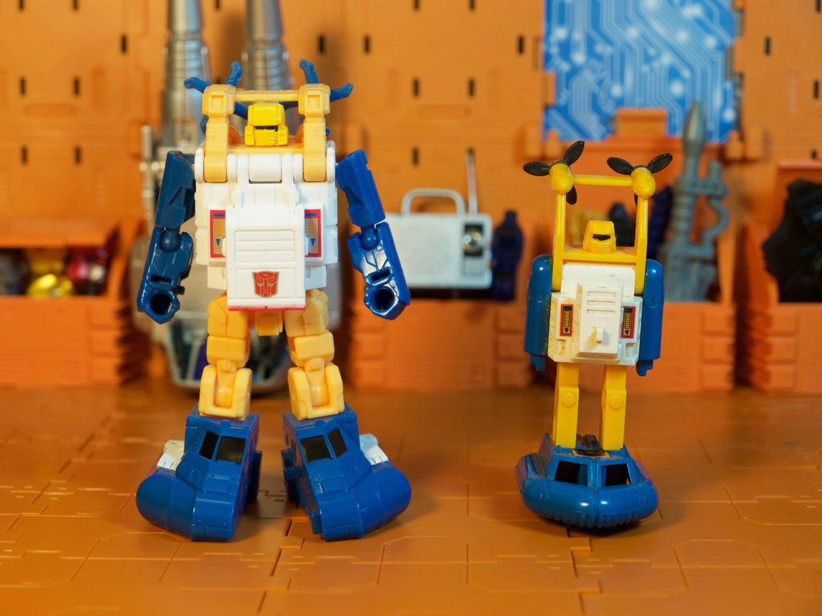 Titans Return & G1 Seaspray