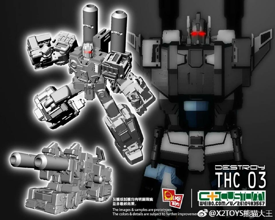 Destroy TCH 03 Render