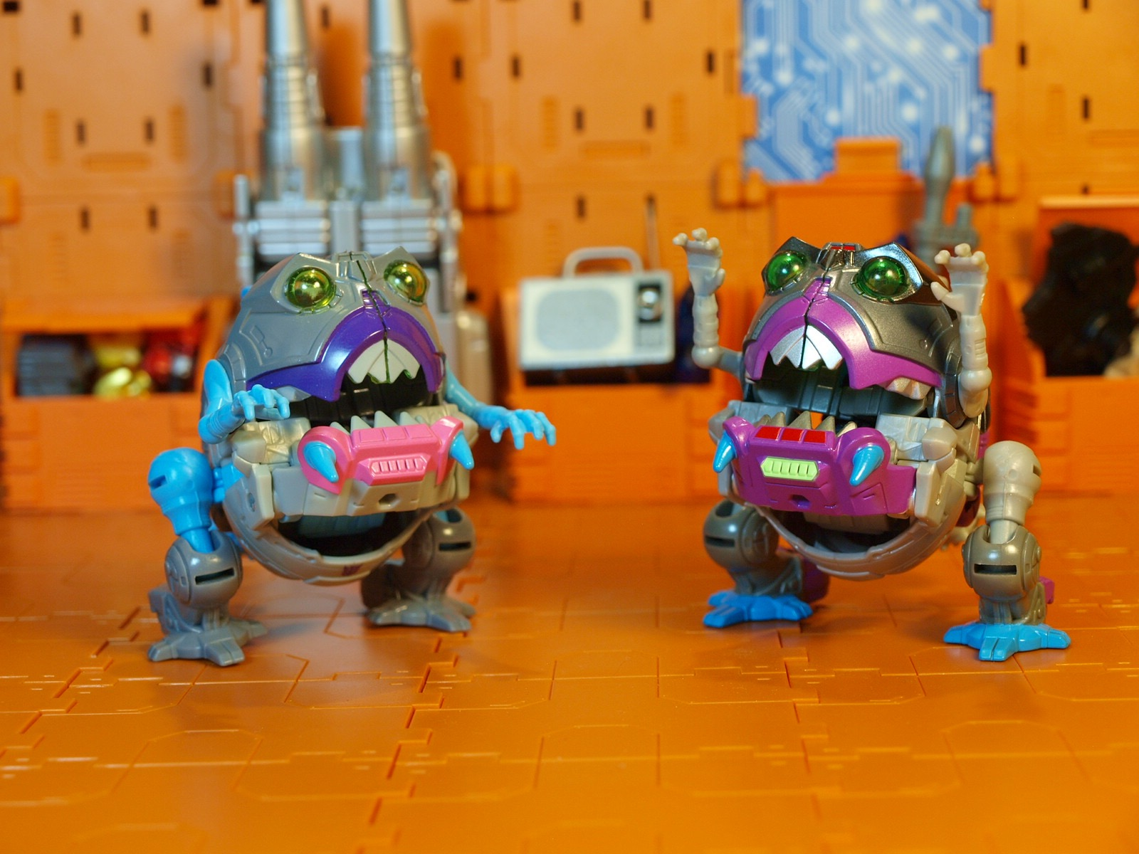 Sharkticon & Gnaw - beast