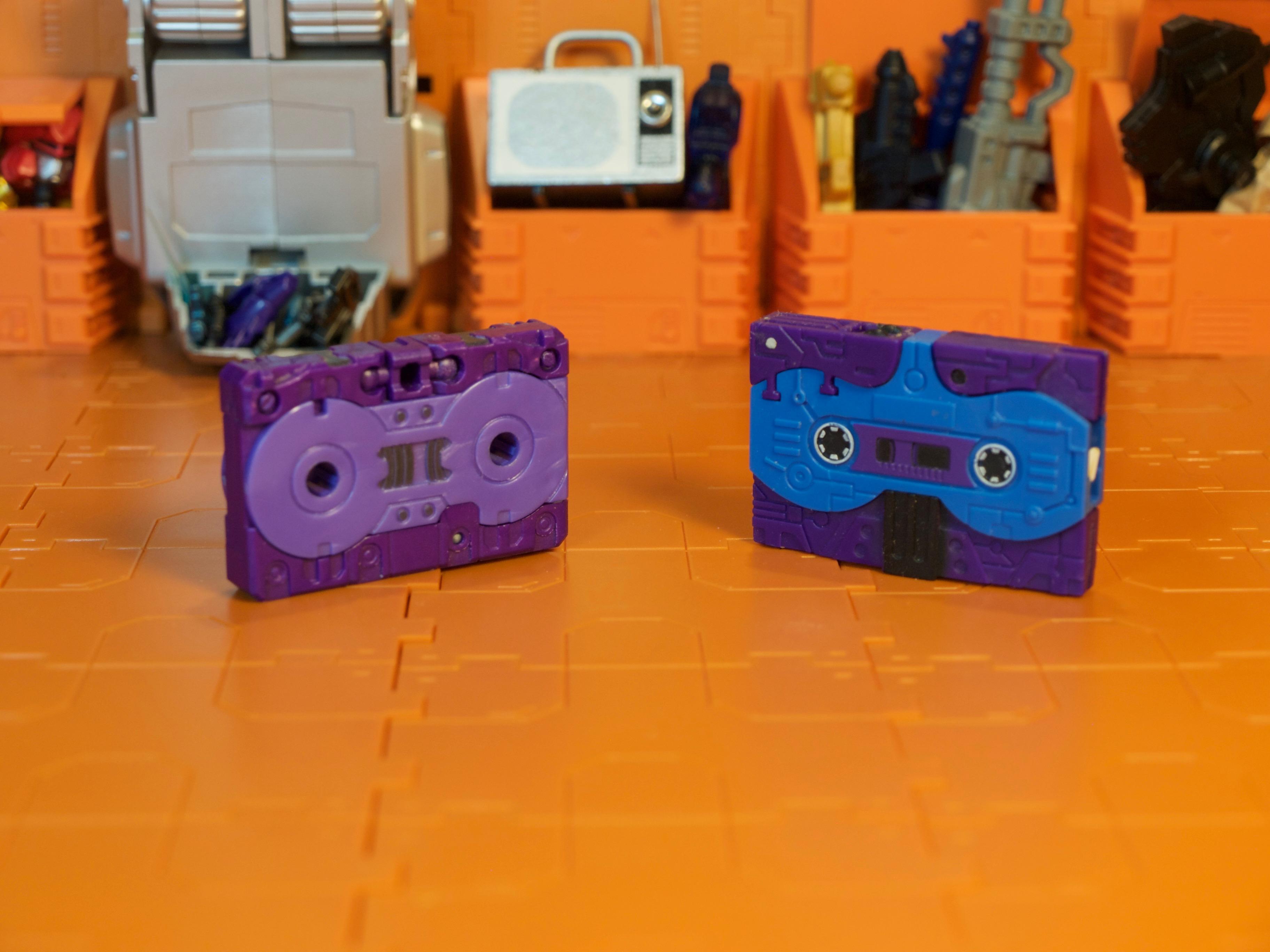Autoscouts cassette