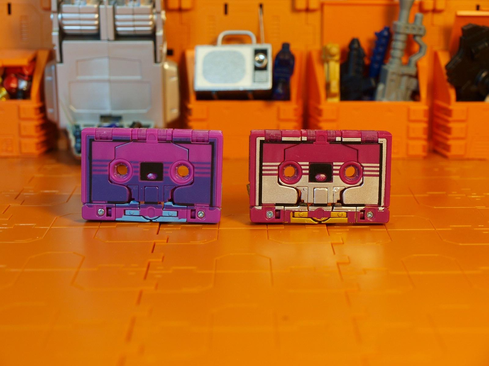 Bats cassette mode