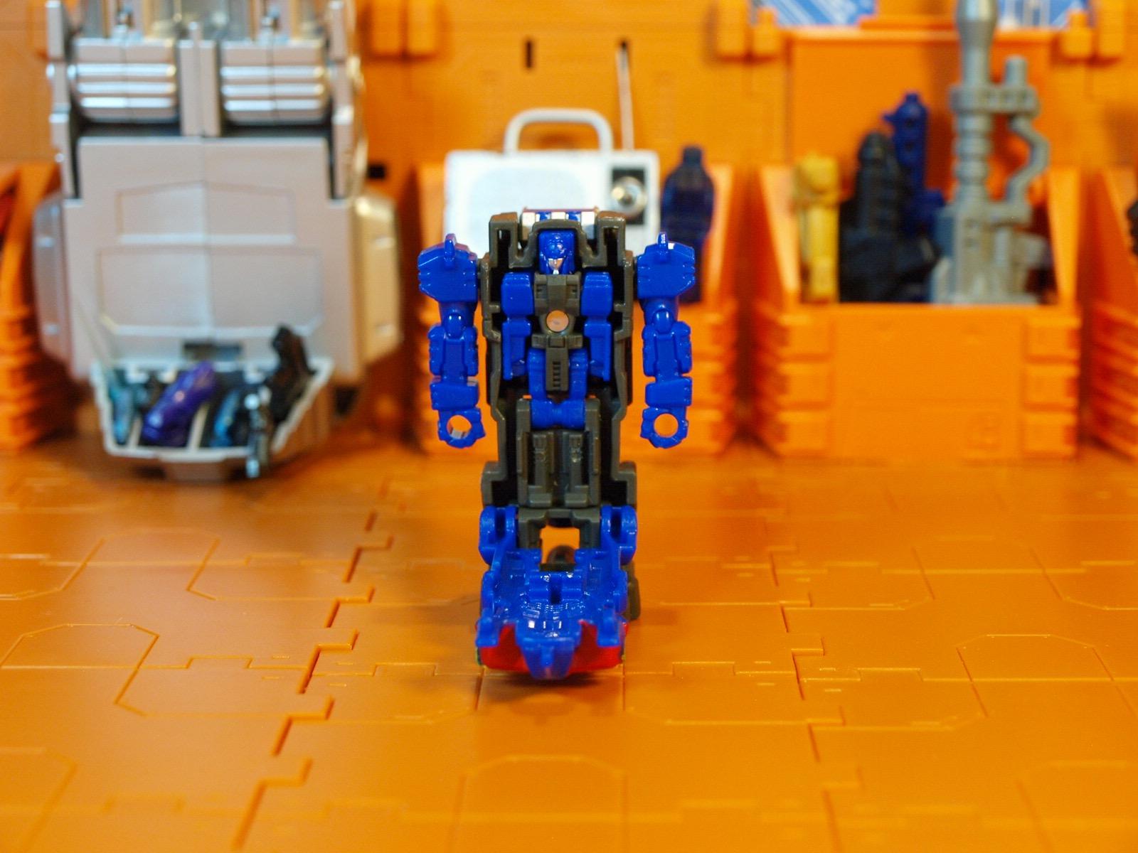 Vector Prime decoy mode