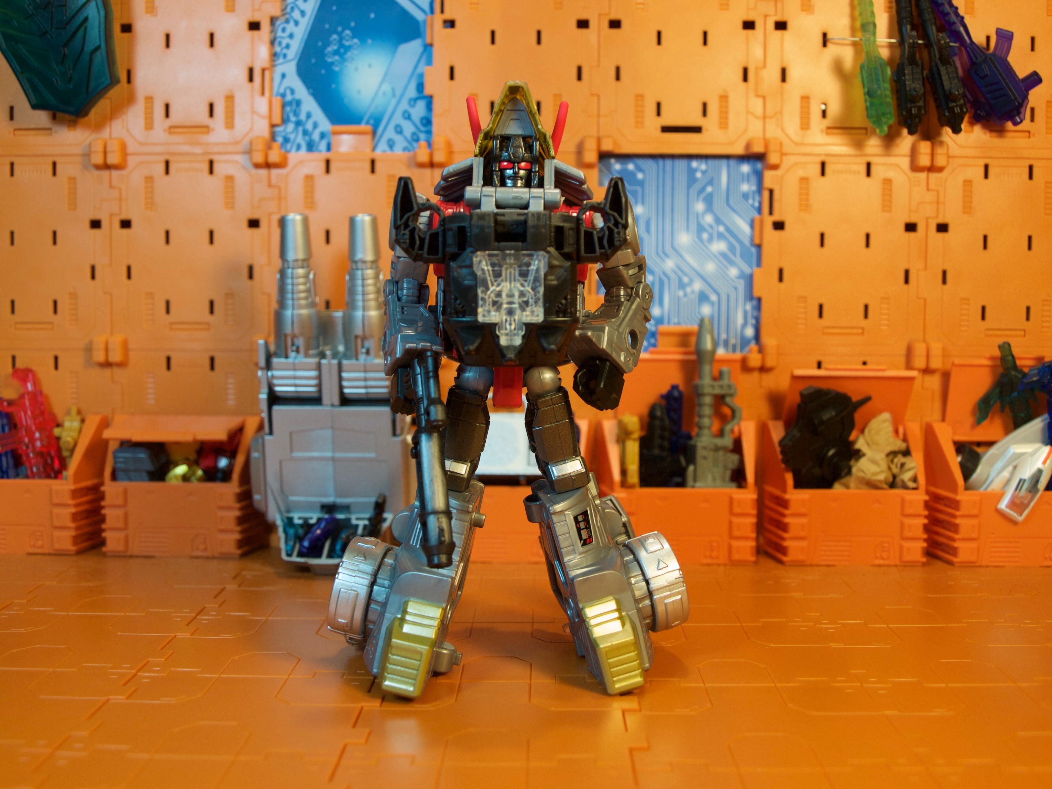 Slug robot armor