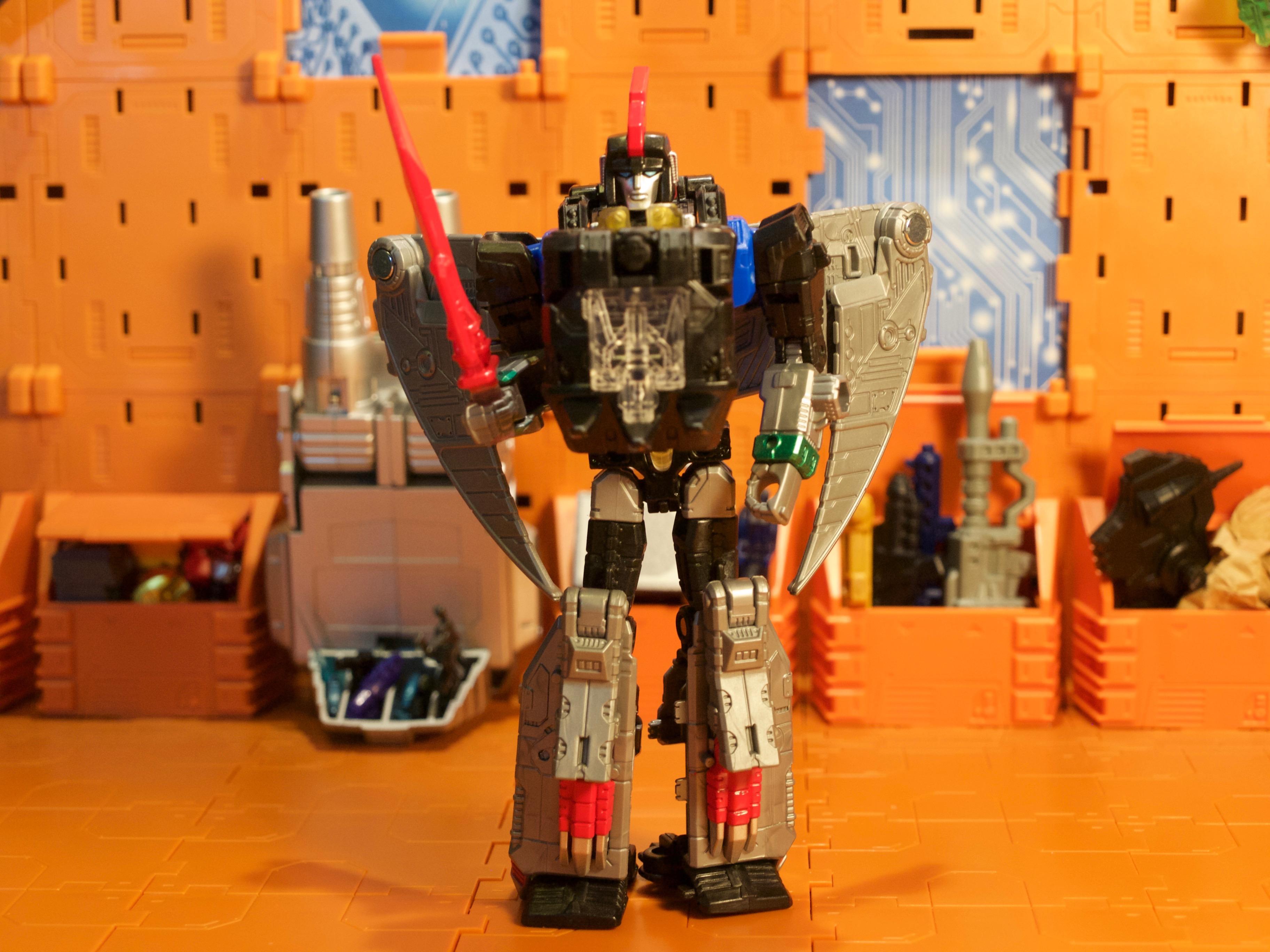 Swoop robot armor