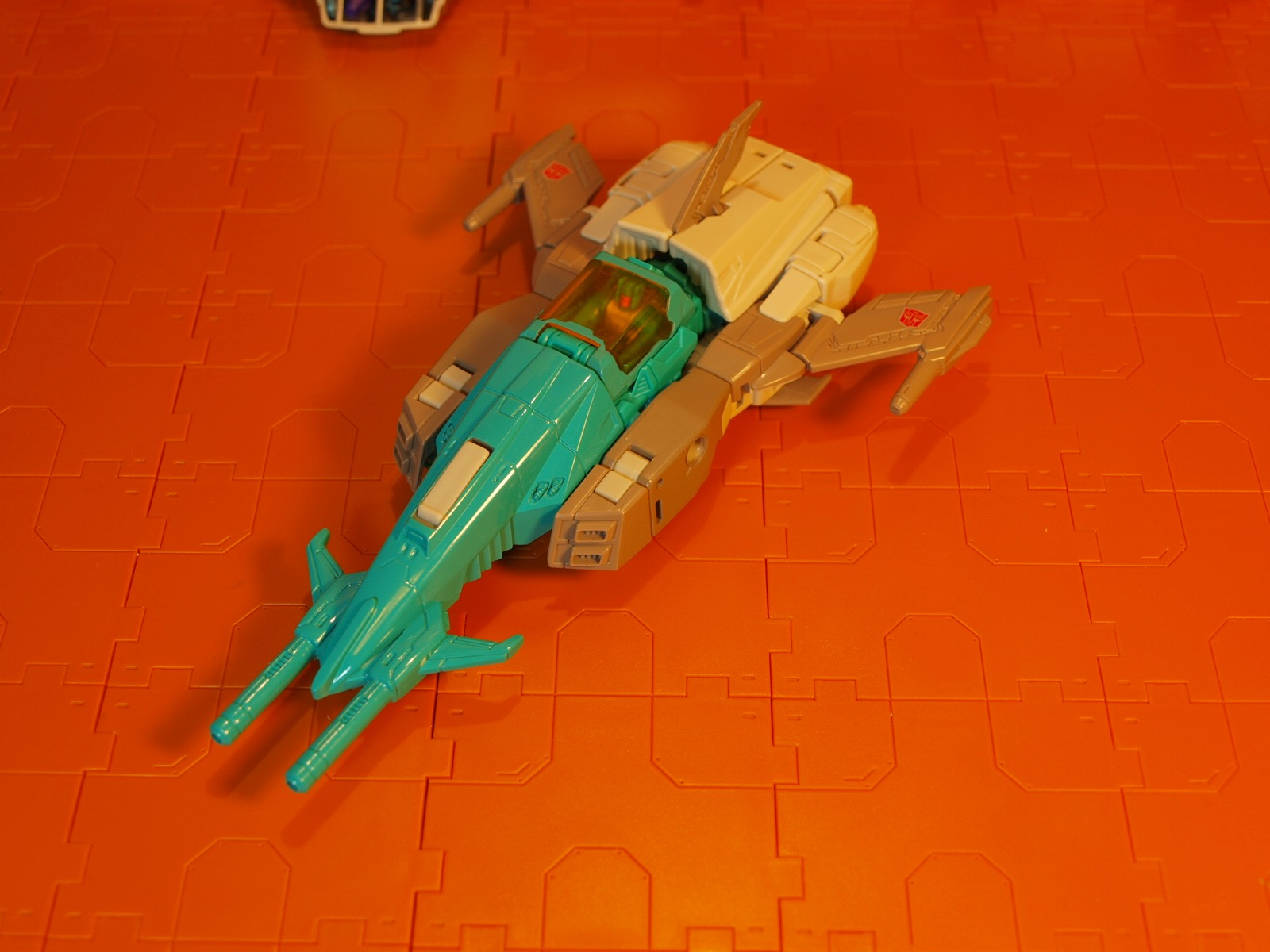 Brainstorm jet mode