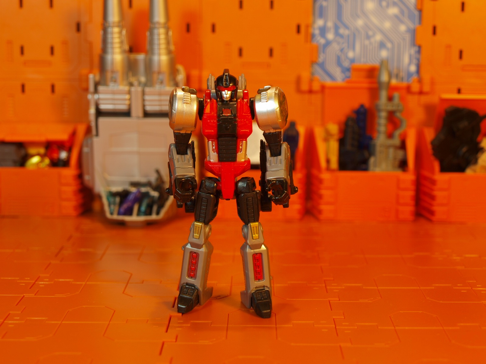 Slash robot mode