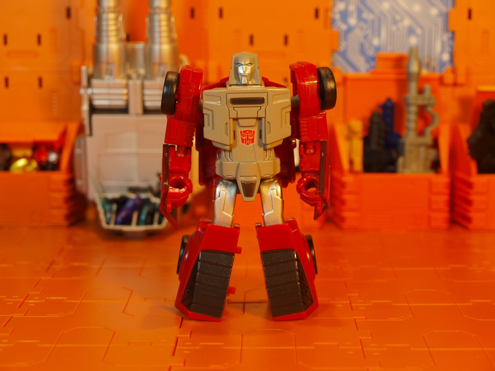 Windcharger robot mode