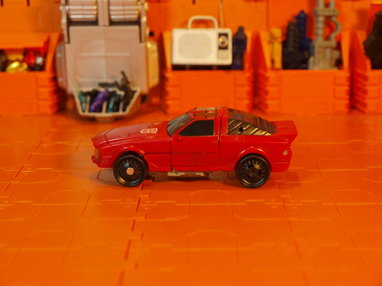 Windcharger vehicle mode