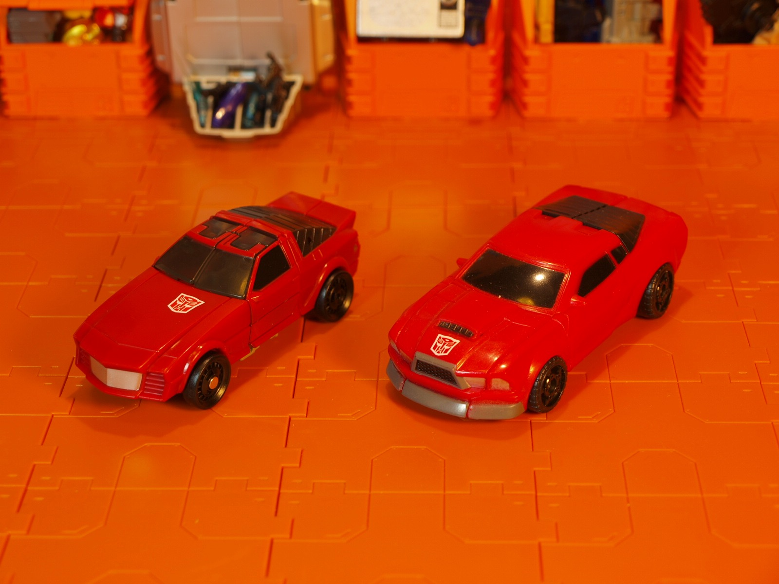 Windcharger comparison vehicle mode