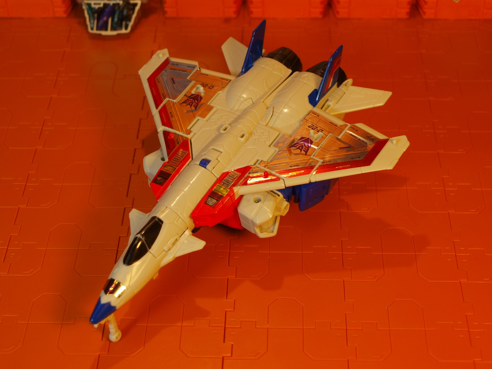 Starscream jet mode