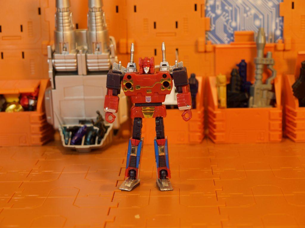 Enemy Robot Mode