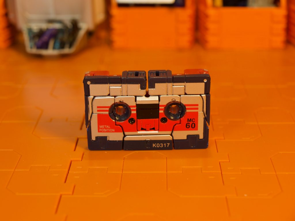 Enemy Cassette Mode