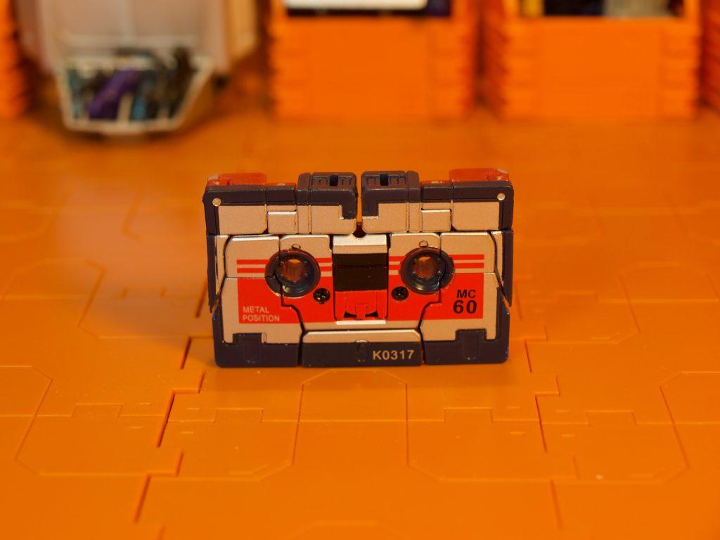 Enemy Cassette Mode