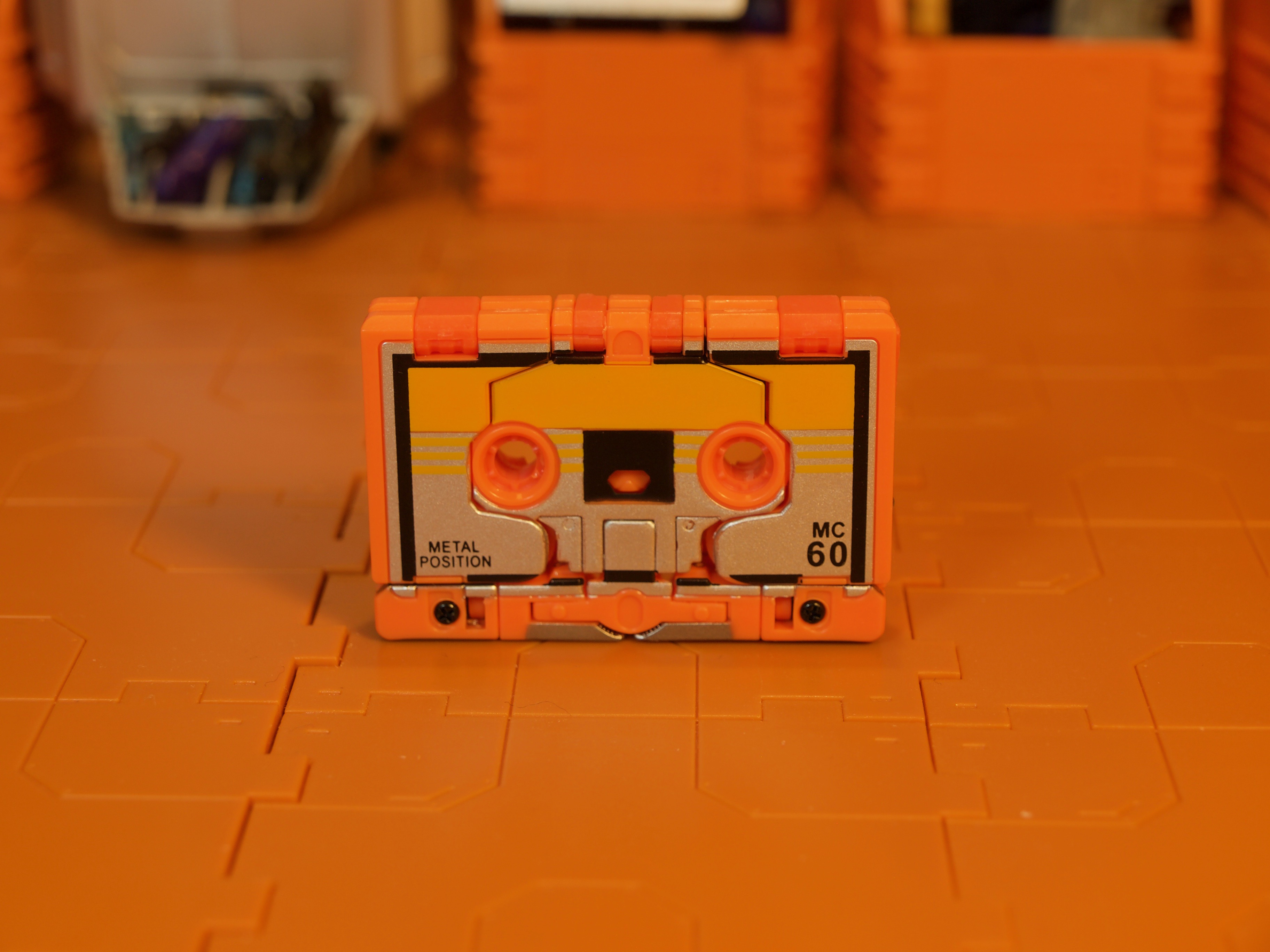 Wingthing Cassette Mode