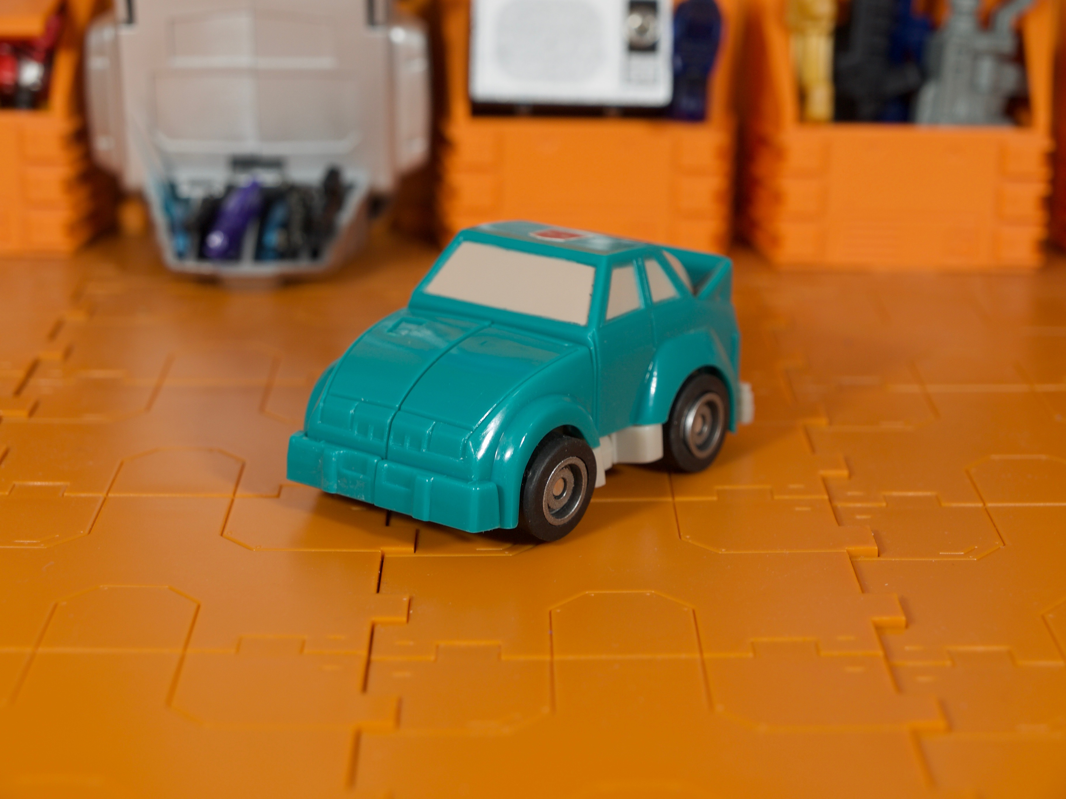 Tapper vehicle mode