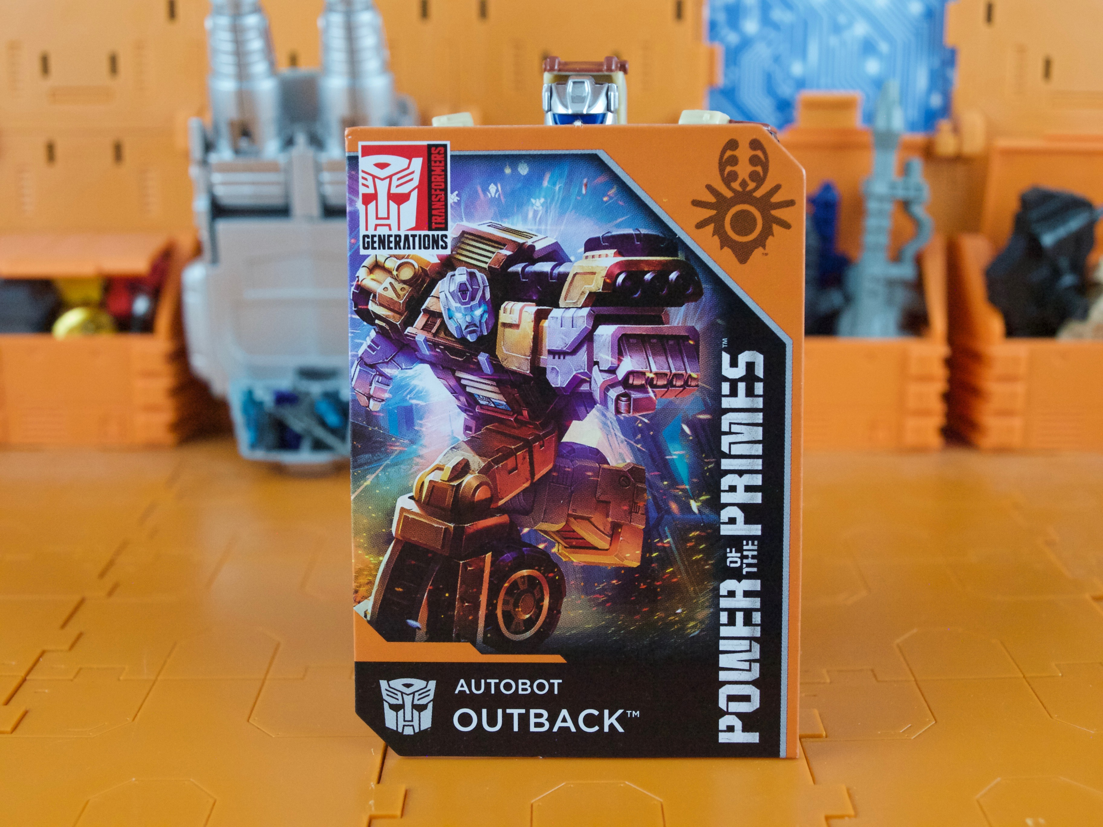 Outback card front