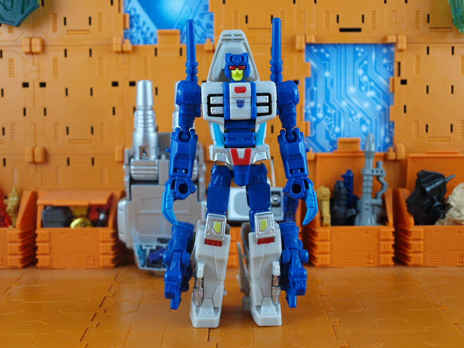 Rippersnapper robot mode