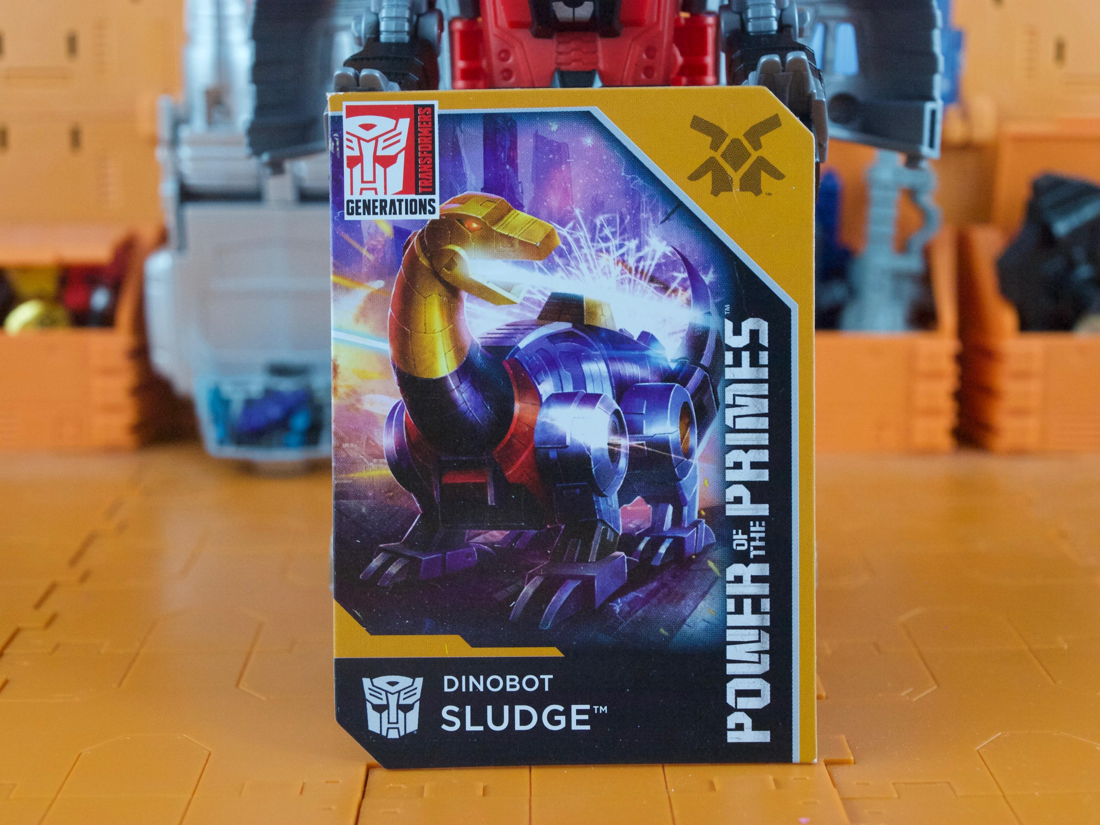 Sludge card front