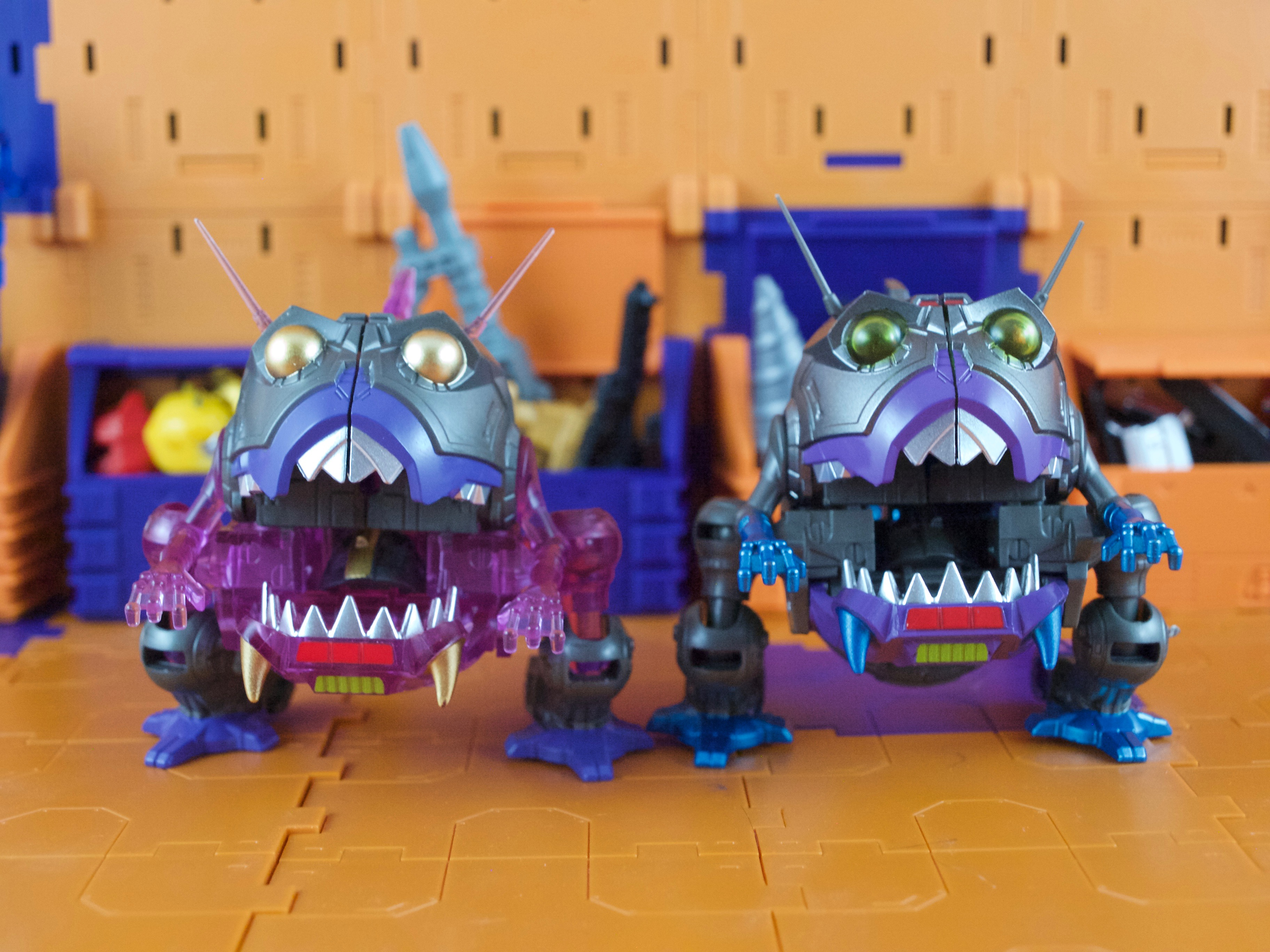 Sharktticons se beast mode comparison