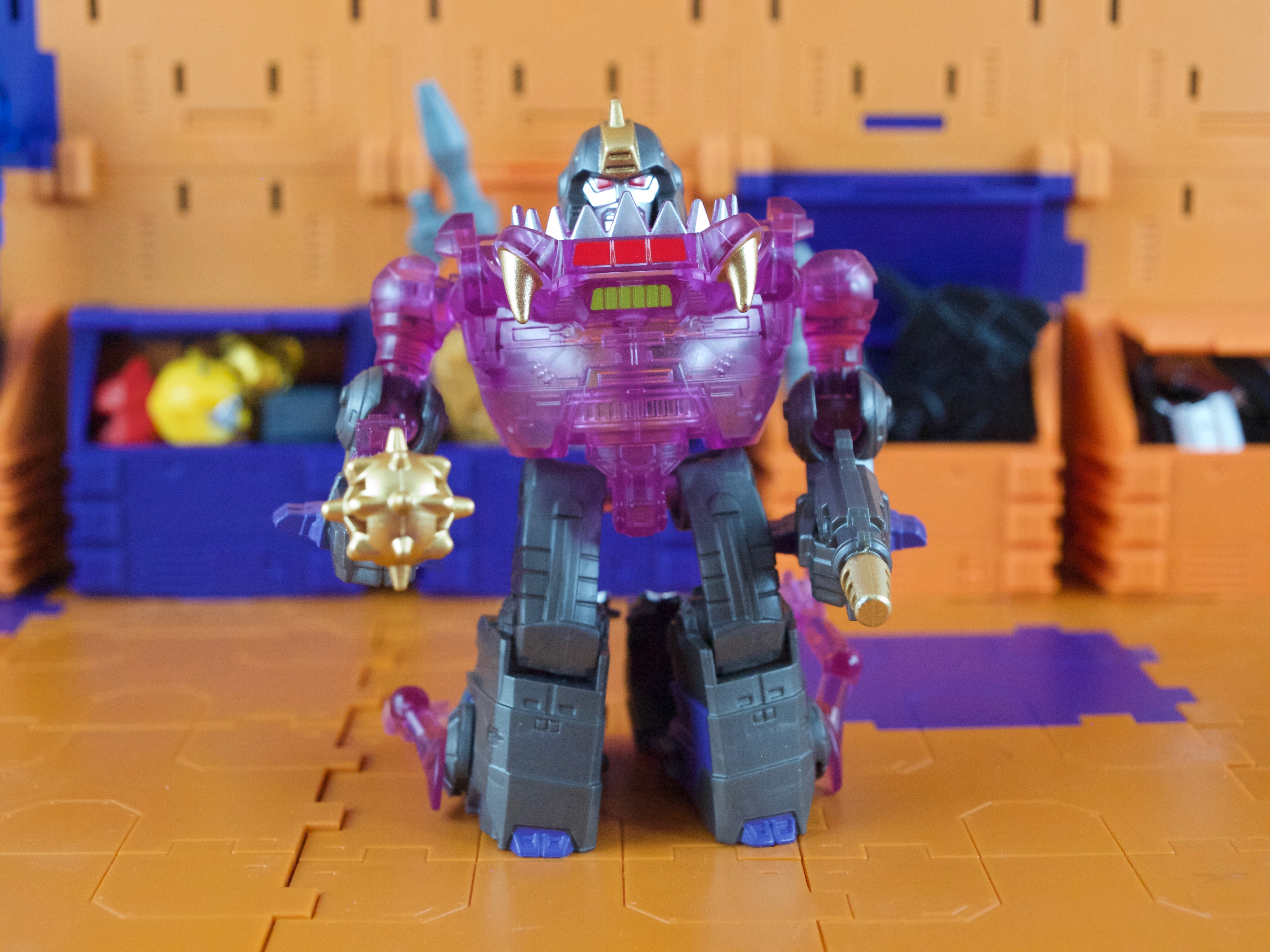 Sharktticons robot mode se