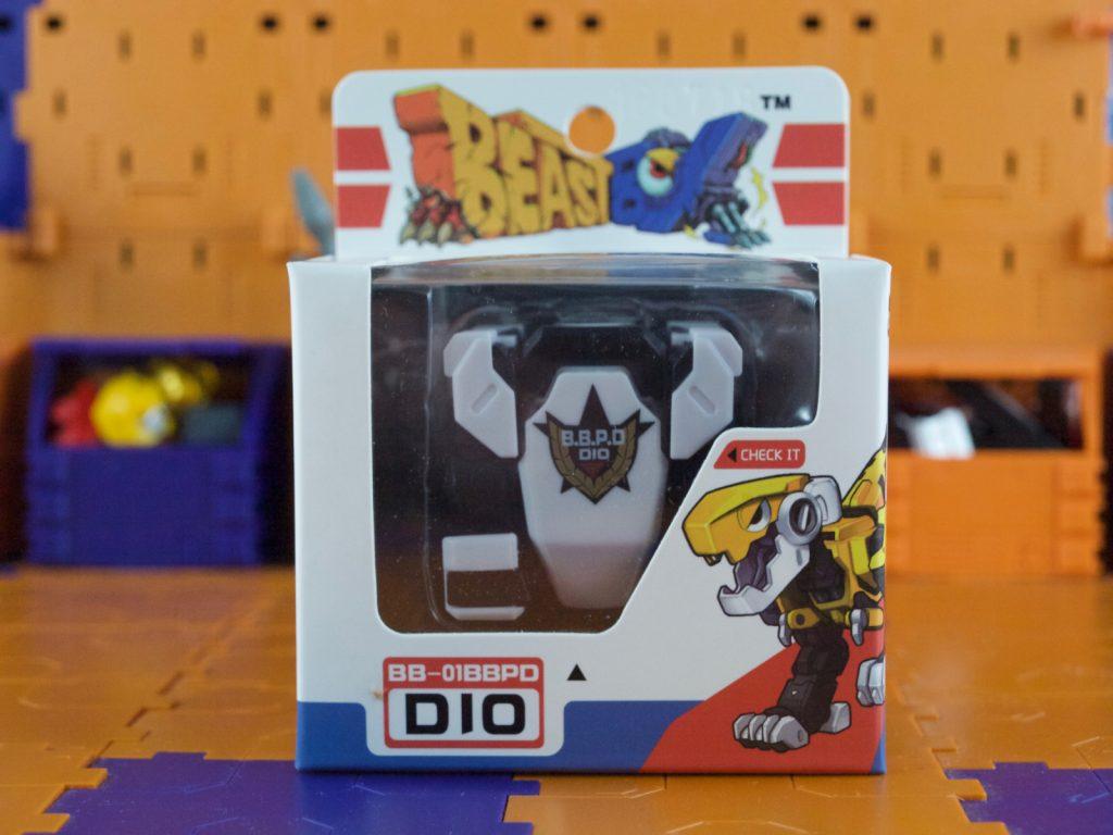 DIO B.B.P.D box