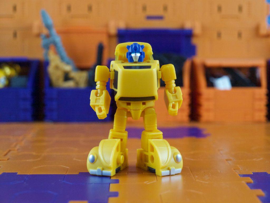 Gremlin robot mode