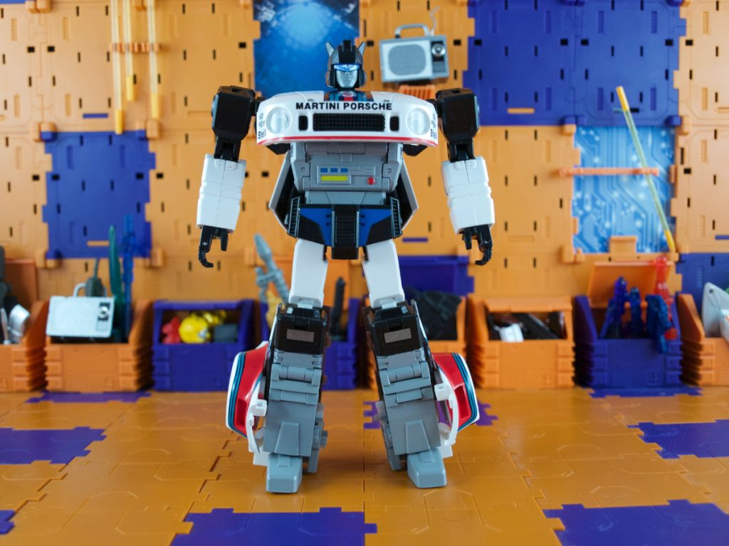 Agent Meister robot mode