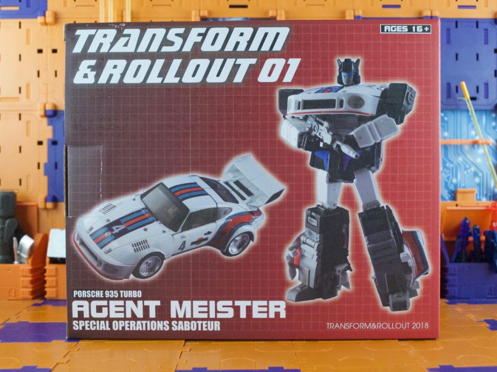 Agent Meister box