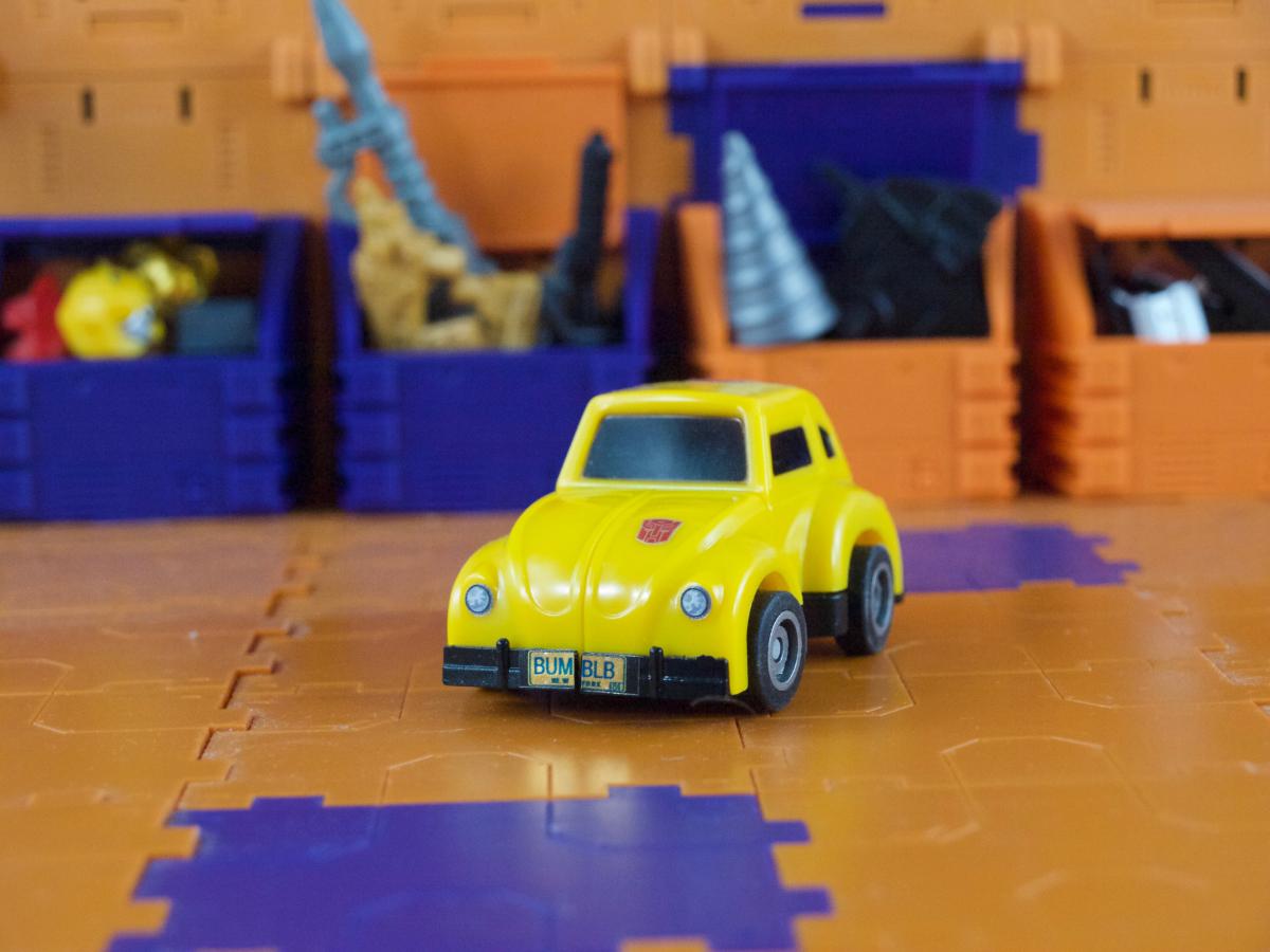 Bumble-Bug vehicle mode