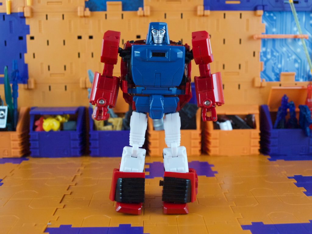 Boost robot mode