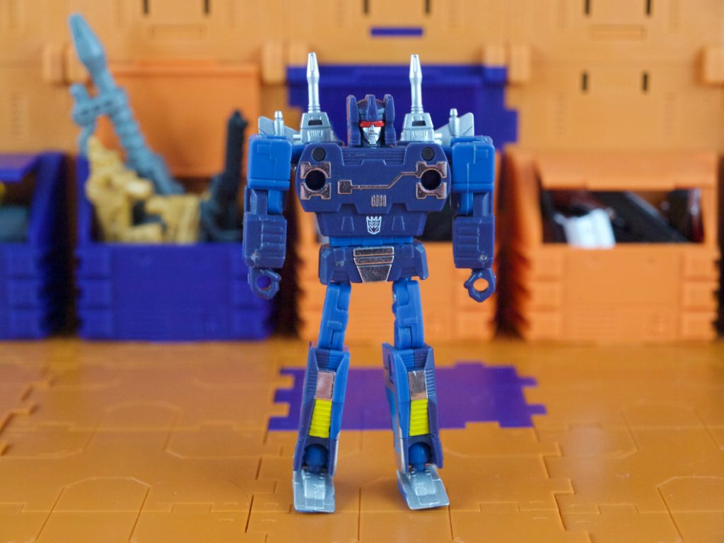 Frenzy robot mode