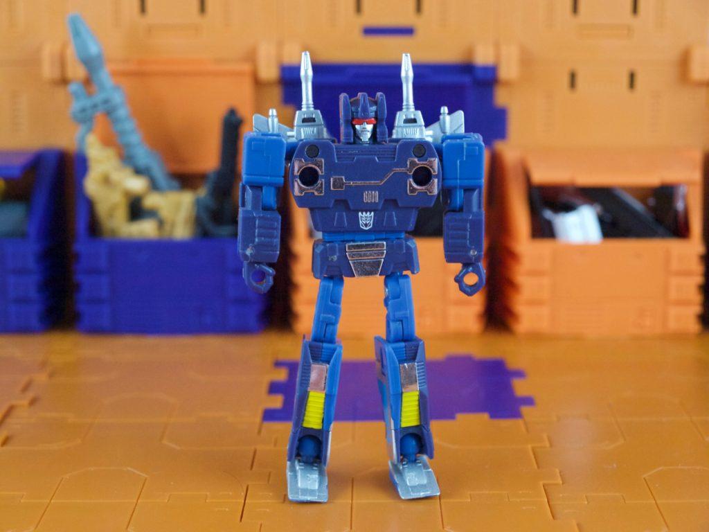 Frenzy robot mode
