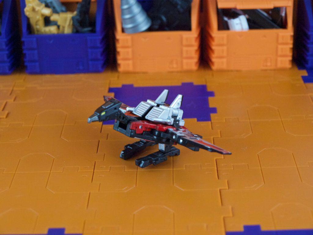 Laserbeak condor mode