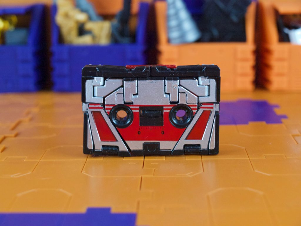 Laserbeak cassette mode