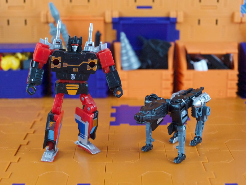 Rumble and Ravage