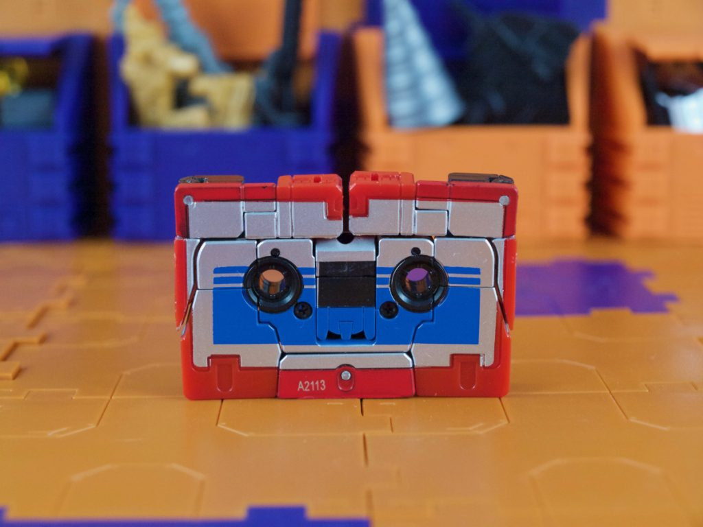 Rumble cassette mode