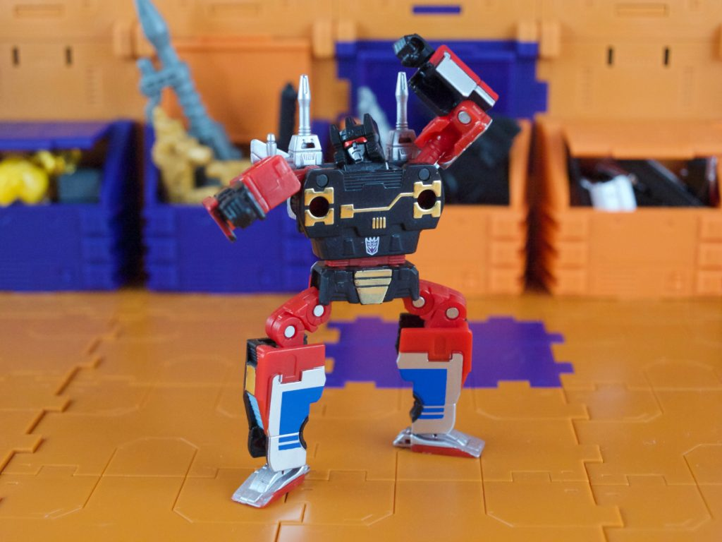 Rumble poseability