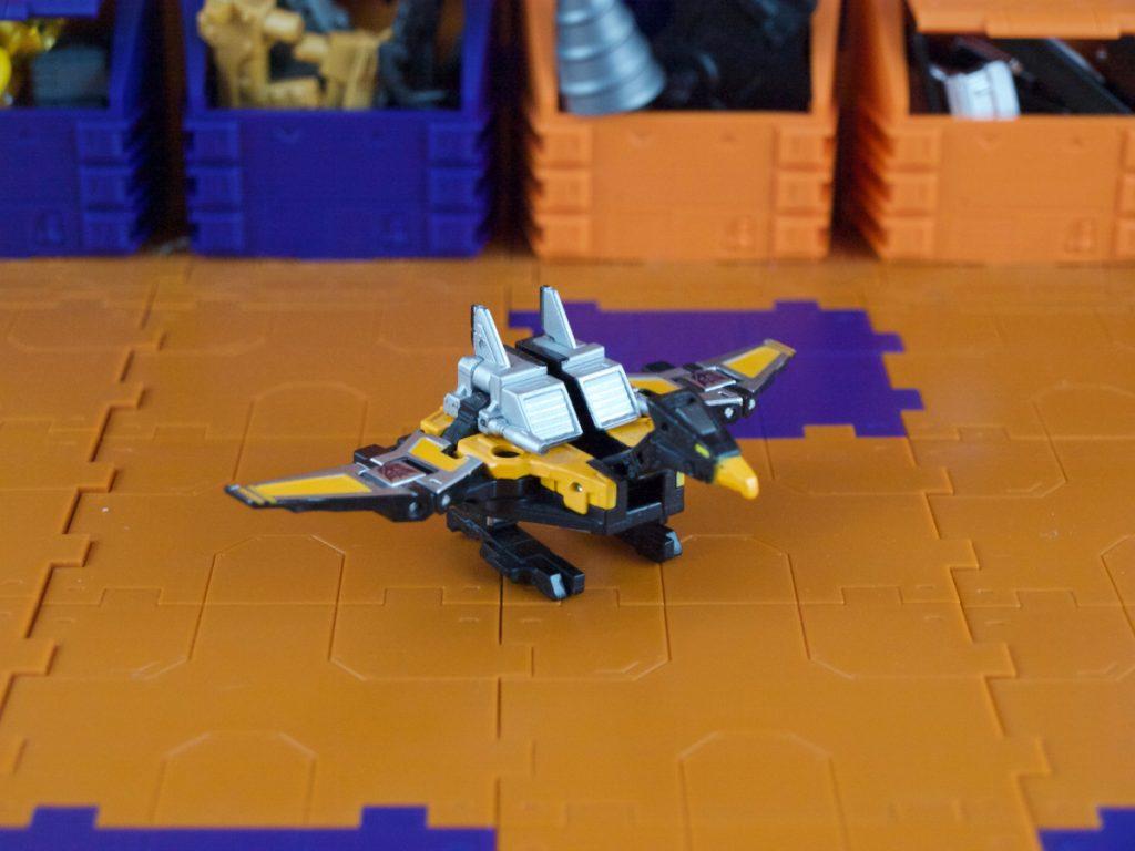 Buzzsaw condor mode