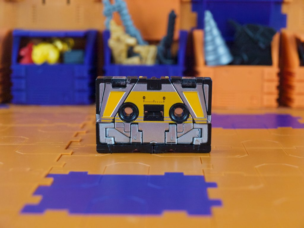 Buzzsaw cassette mode