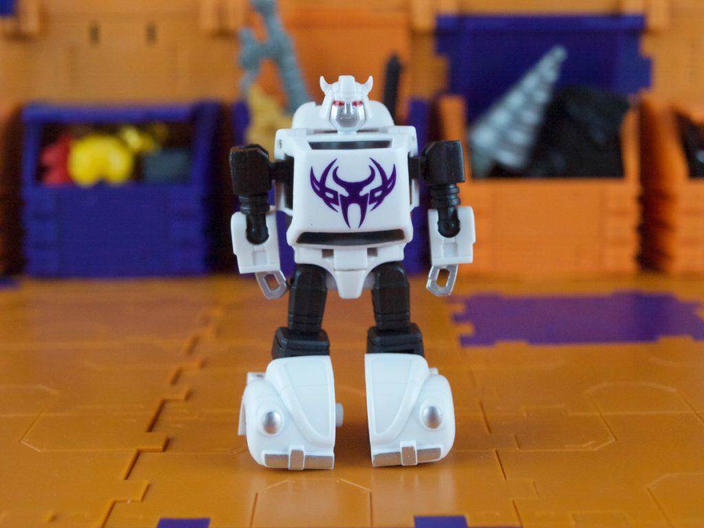 Critter robot mode