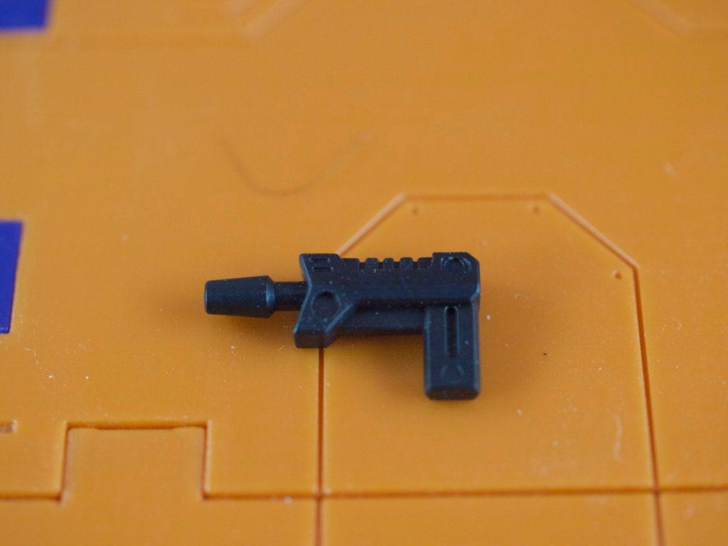 Flipper pistol