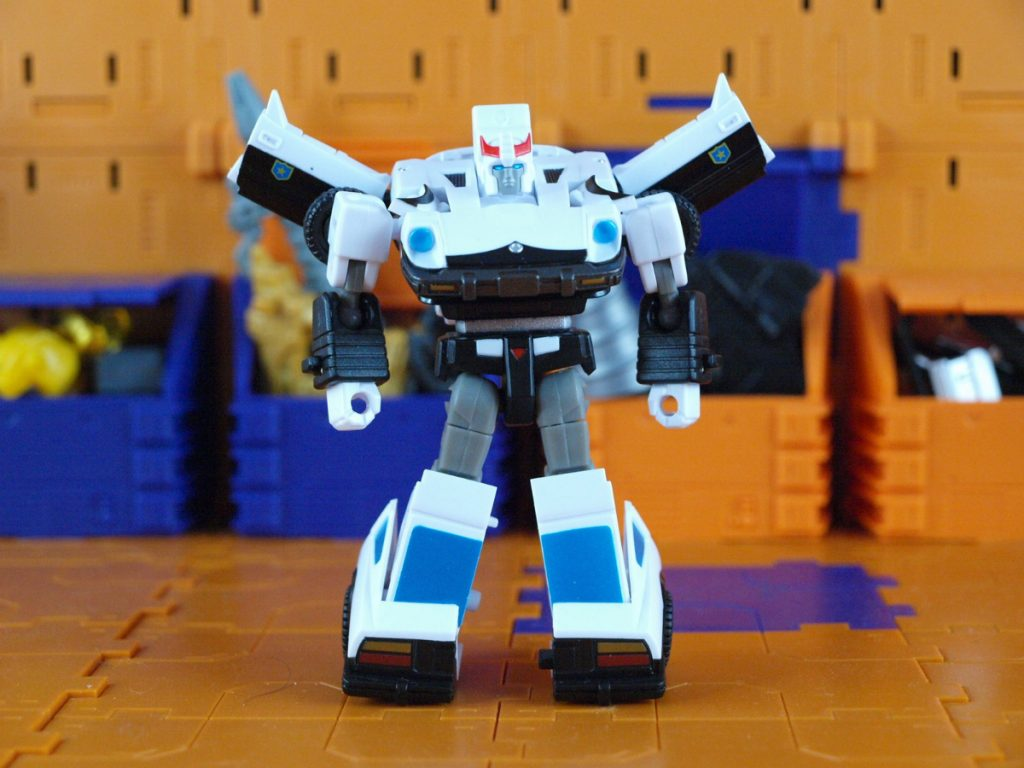 Harry robot mode
