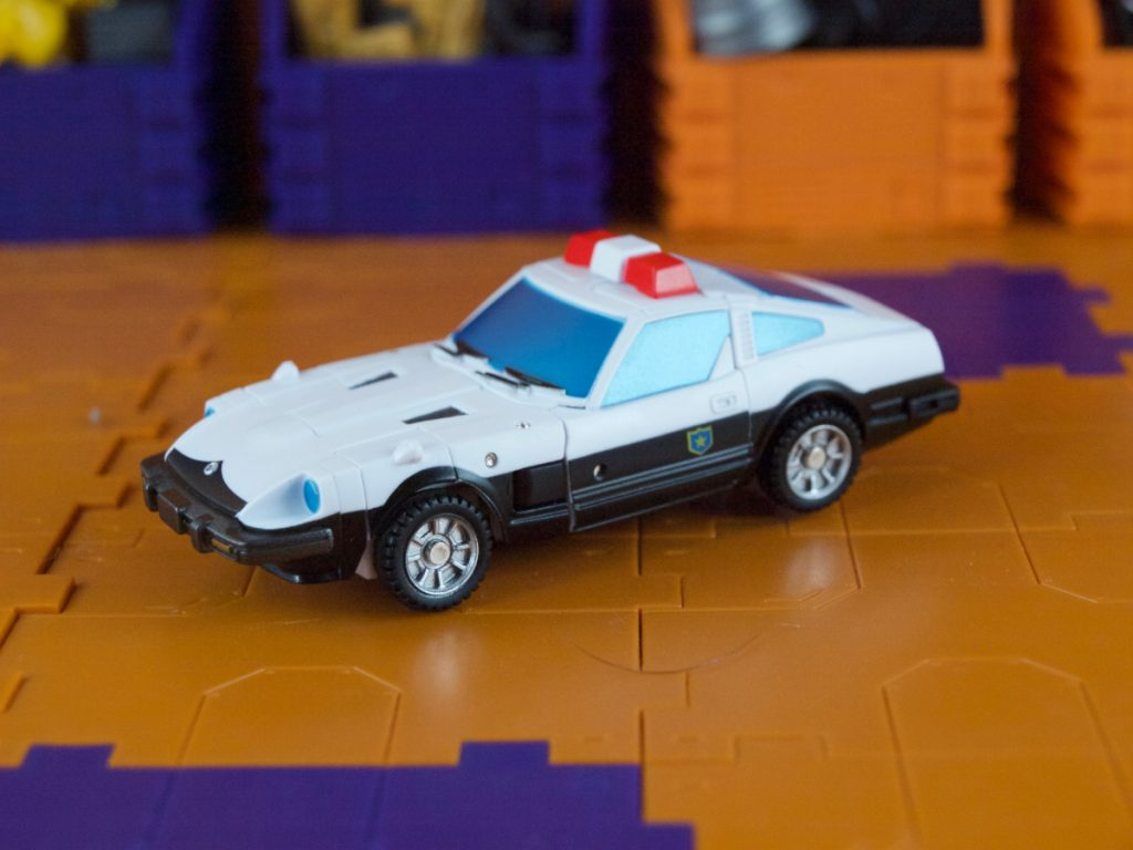 Harry vehicle mode