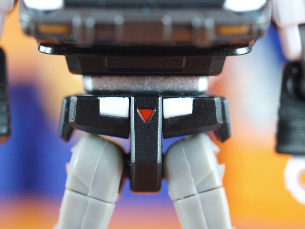 Harry robot mode waist